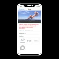 Headlines Smartphone App