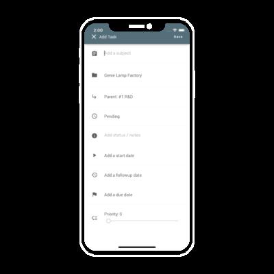 JustDo Smartphone App